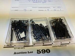 Lot590 Grandt Line 3 D&RGW Box Car Hardware Sets On3