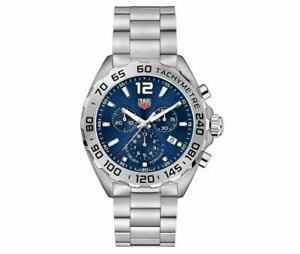 TAG Heuer Formula 1 Blue Men's Watch - CAZ101K.BA0842, MSRP $1600