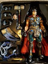 "Marvel Comics ""UNIVERSE VARIANT Play Arts Kai THOR"" Action Figure"