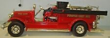 Ertl Seagrave 1926 Fire Truck Dyersville Firemans Association 1:30 Scale Cast