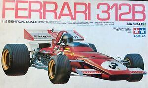 FERRARI 312 B 1/12 SCALE - BRAND NEW