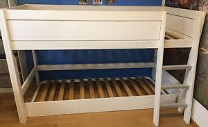LifeTime Kinderbett Umbauteile für halbhohes Bett