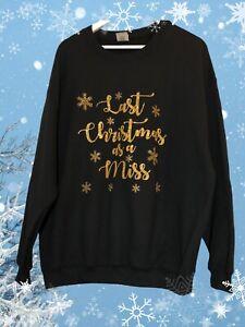 Last Christmas As A Miss Jumper