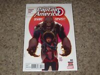 SAM WILSON: CAPTAIN AMERICA # 3 FALCON WINTER SOLDIER FIRST JOAQUIN TORRES NM