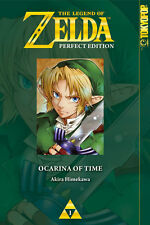 The Legend of Zelda - Perfect Edition: Ocarina of Time - Deutsch - NEUWARE