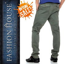 Mustang worker Chino Jeans, w28 l32 * NOUVEAU * (3130 6601 648) rrp: 99,95 €