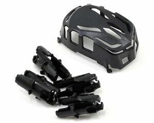 Estes ESTE4621 Proto X Body & Motor Holder Set Black