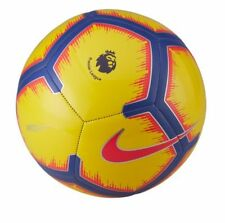 Nike League EPL Pitch Soccer Ball 2018 - 2019 Yellow   Red   Royal Size 5 7230250bc
