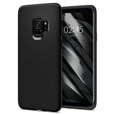 Spigen Liquid air pour Galaxy S9 Mat Noir