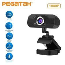 Webcam 1080p 60fps web cam 4K cámara web con micrófono cámaras web para PC usb