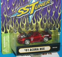 2003 MUSCLE MACHINES '01 Acura NSX Import SSTuner T03-02 Real Riders 2001