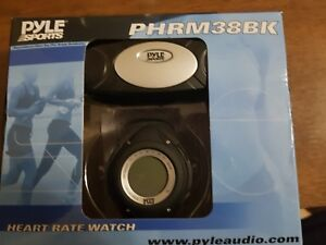 pyle sports 38bk heart rate watch