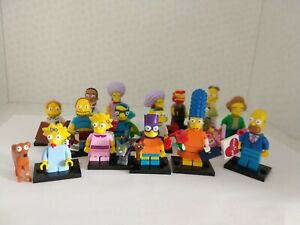 LEGO Simpsons Minifigures Series 2 (71009) - Select Your Character