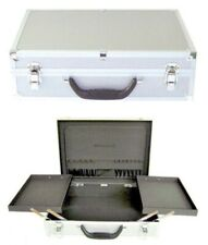 Barber's Aluminum Clipper / Trimmer Tool Case Burmax #ATC300 BRAND NEW!!