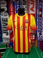Maglia Calcio Barcellona 2013/14 Shirt Trikot Camiseta Maillot Jersey Barcelona