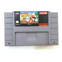 Disney's Goof Troop SUPER NINTENDO SNES Game TESTED + WORKING & Authentic!