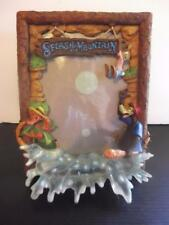 Disney Splash Mountain Song of the South Picture Frame Resin Retired EUC Rabbit