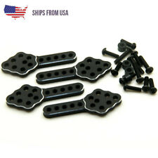 Metal Adjust Shock Mount Lift Kit Plate Droop for RC 1/10 Axial SCX10 Crawler US