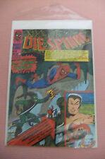 6.0 FN FINE AMAZING SPIDER-MAN # 14 EURO VARIANT RRP YOP 1974 GREEN GOBLIN WP