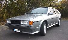 VW Scirocco GT 2 EZ. 01/91 silbergrau met. 209TSD km unverbastelt ungeschweißt