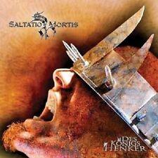 """SALTATIO MORTIS """"DES KÖNIGS HENKER"""" CD MITTELALTER NEU"""