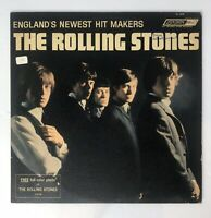 Vtg 1964 The Rolling Stones Vinyl LP Record Englands Newest Hit Makers VG VG+