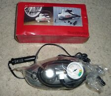 BuzzWorks DC 12-Volt Car Air Compressor / Pump