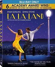 Blu-Ray Only-LA LA LAND Ryan Gosling/Emma Stone INCLUDES CASE/BOX Like NewNO DVD