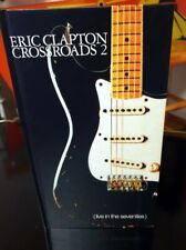 Eric Clapton ?? Crossroads 2 (Live In The Seventies) 4 CD Box-Set, Hard-Cover