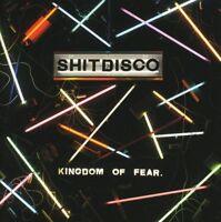 S**tdisco - Kingdom Of Fear [CD]