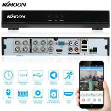 8CH Channel Network Video Audio 960H D1 HDMI DVR Fr Security CCTV Camera EU C1X2