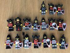17 Lego Fright Knights Ritter Figuren - Castle Kingdom - PAYPAL möglich