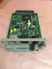 Hewlett Packard Hp Jetdirect 600N Print Server Ethernet Network Card J3111A