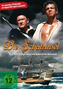 Die Schatzinsel (1966) [2 DVD's/NEU/OVP] Die legendären ZDF TV-Vierteiler
