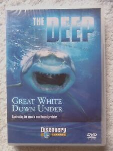 74495 DVD - The Deep Great White Down Under [NEW / SEALED]  2005  GUDVD5825