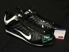 "Adrian Gonzalez Signed Autographed Nike Baseball Cleats ""Team Mexico"" PSA"
