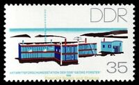 EBS East Germany DDR 1988 - Antarctic Research - Michel 3160 MNH**