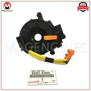 84307-47020 GENUINE OEM CABLE SUB-ASSY, SPIRAL 8430747020