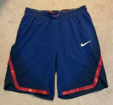 Authentic Nike 2016 Rio Team Usa Basketball Shorts Men's size Xl