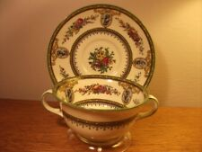 Wedgwood Sheerness bone china boullion cup and saucer W960