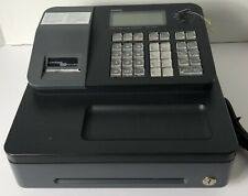 Casio Pcr T273 Electronic Cash Register Tested Amp Working
