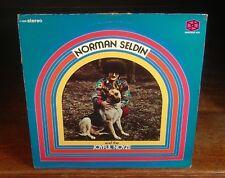«NORMAN SELDIN & JOYFUL NOYZE» `72 w/Clarence Clemmons« A SPRINGSTEEN Band <~NM