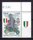 Italia Repubblica 2005 Juventus Campione MNH**