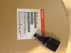 "Raychem 1"" Black RNF-150 Heat Shrink Tubing"