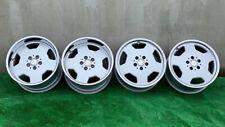 "RH TOPLINE AA 17"" 8/10J 5x112 Mercedes alloys SEC SL RS W210 W208 R129 W126  Amg"