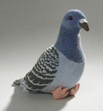 NEW PLUSH PIGEON KOT SOFT TOY BIRD TEDDY BLUE