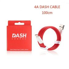Dash OnePlus Type-C 1M Fast USB Data Charger Lead Cable For 1+ 5 5T 6 6T 3 3T