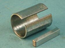 7/8 X 1 X 1-1/4 Shaft Adapter Pulley Bore Reducer Sprocket Sleeve Bushing & Key