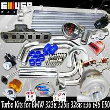 Precision 5431T3/T4 Turbo Kits 99-02 VW Jetta GLS/GLX Sedan 4D 2.8L VR6 24V ONLY