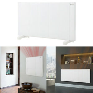 Electric Convector Radiator Wall Heaters 1-2kW Room Heating Standing LCD Digital